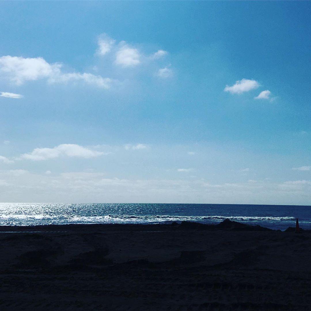 七月に入り雨続きでしたが、本日やっと晴れました☀️ 一松海岸は本日工事中ですが、近くの白子海岸、太東海岸では気持ちよく過ごせそうです😊 九十九里にお立ち寄りの際は是非遊びに来てください😊